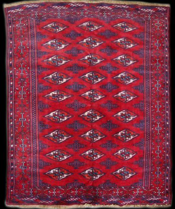 Antique Persian Rug #17-057