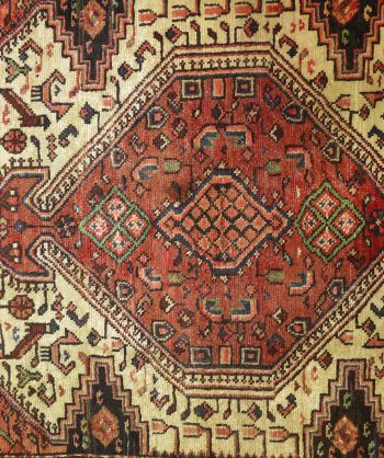 Antique Persian Carpet – 17-010