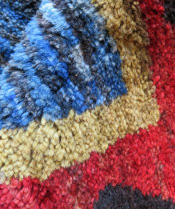 Gabbeh Carpet  #4098