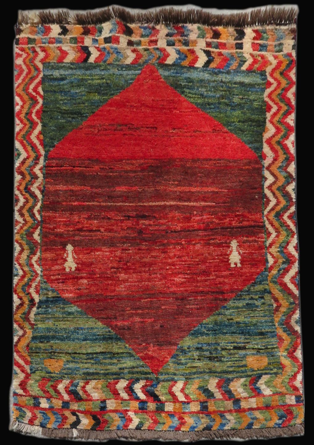 Gabbeh Antique Carpet
