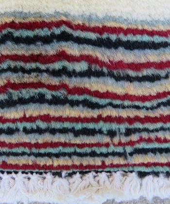 Contemporary Gabbeh Carpet # 8066