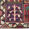 Antique Persian Karache Serapi Ru
