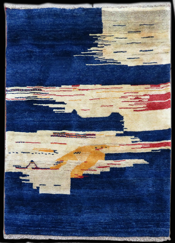 Persian Gabbeh Carpet 5343