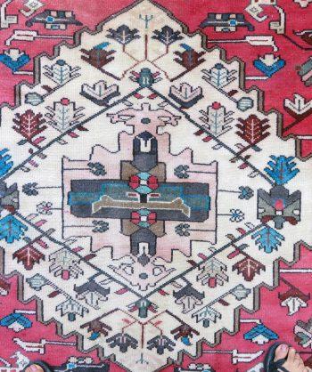 Bakhtiari Traditional Carpet W010