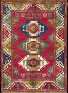 Kazak/Caucasian Rug
