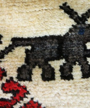 Kashkooli Tribal Wool Rug