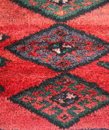 Antique Persian Rug #17-056