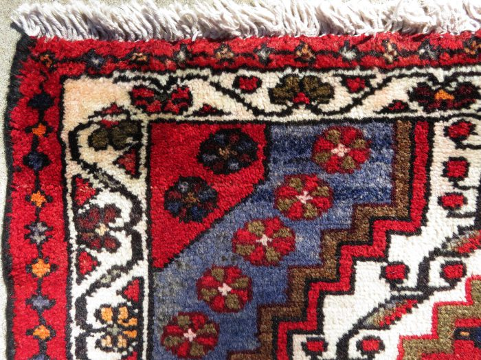 1930 Antique Hamadan Carpet