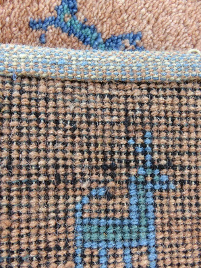 Hunting Gabbeh Wool Rug