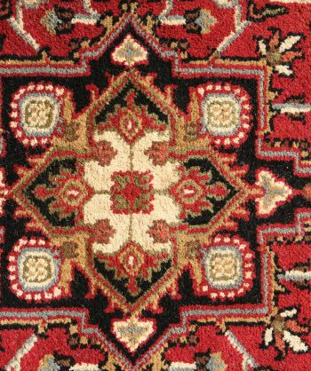 Persian Heriz Carpet #17-061