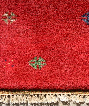 Gabbeh Carpet #17-062