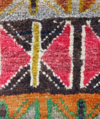 Antique Gabbeh Carpet (4070)
