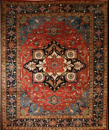 Antique Traditional Rug     #17-065
