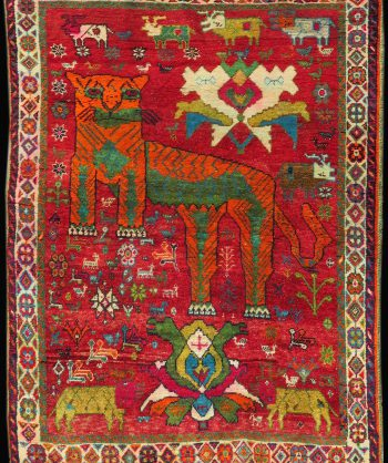 Antique Persian Rug #18-024 SOLD