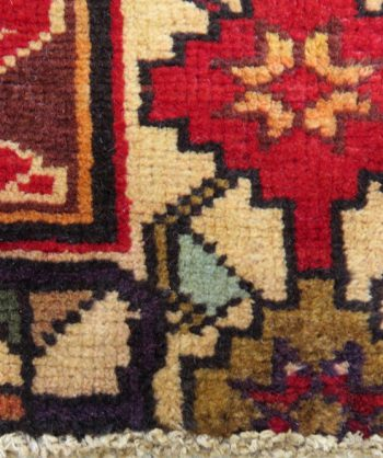 Antique Persian Karache Serapi Rug 18-039