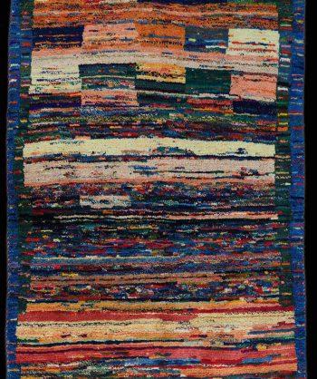 Antique Nomadic Handmade Rug
