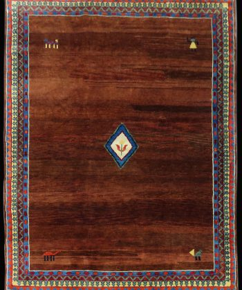 Gabbeh Carpet (W30)