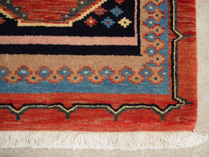 Thick wool handmade Antique Carpet