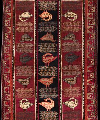 Authentic Persian Rug (18-072)