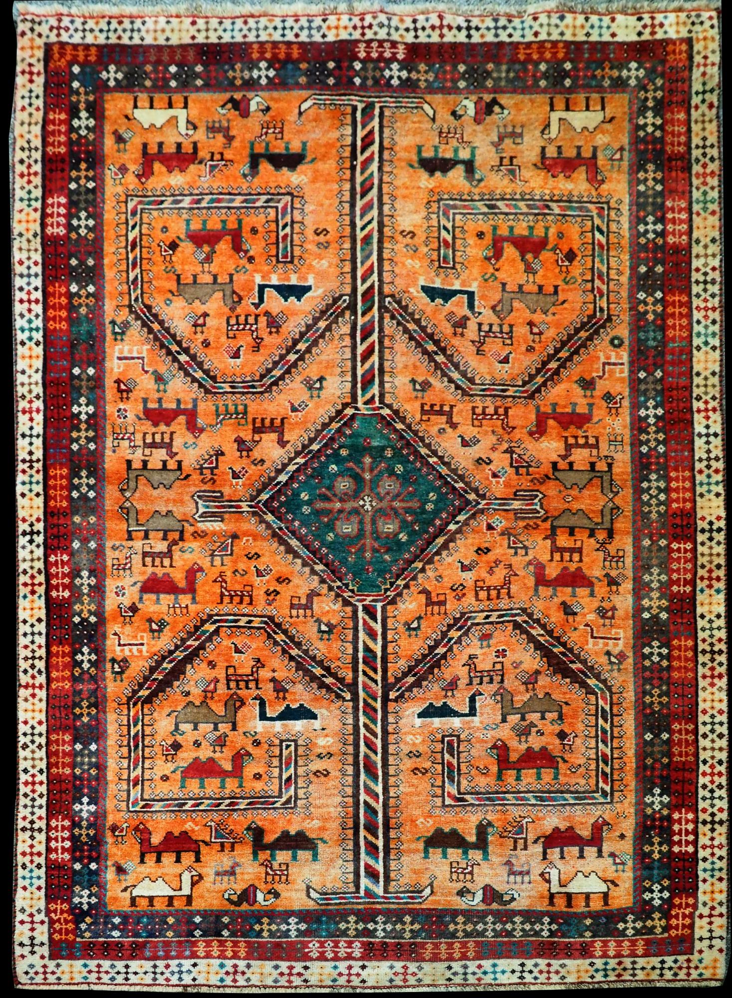 Persian Rug #18-087