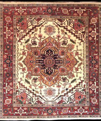 Persian Heriz Rug (18-004)