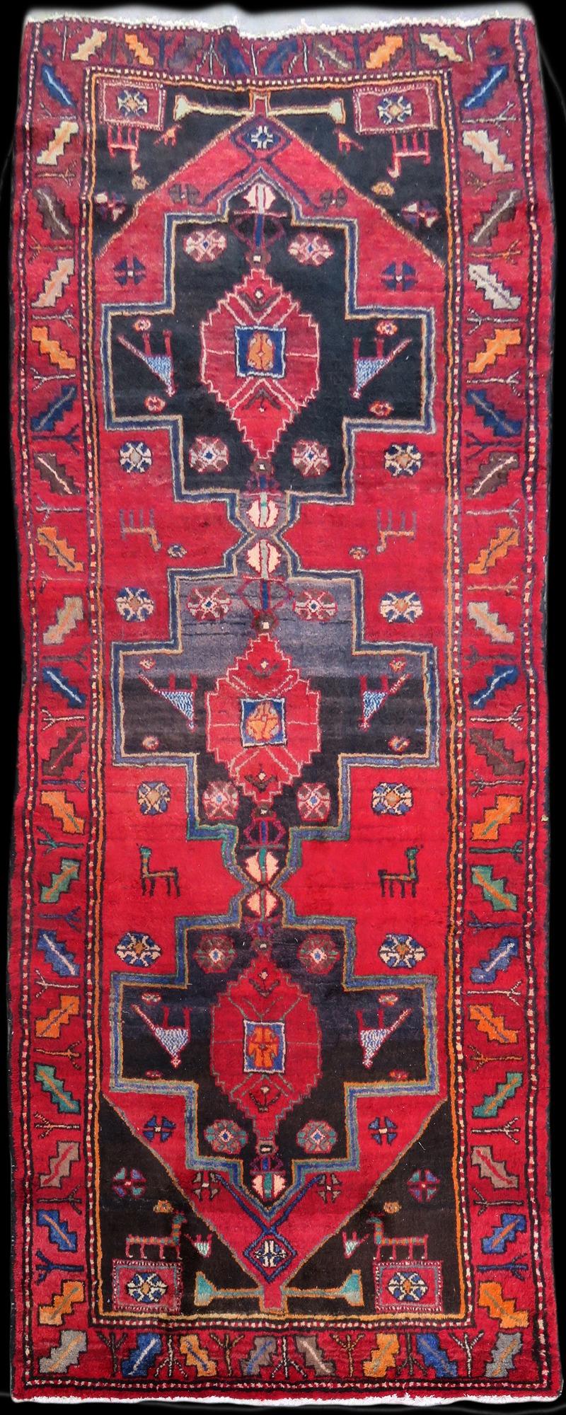 Vintage Tribal  Rug 18-005