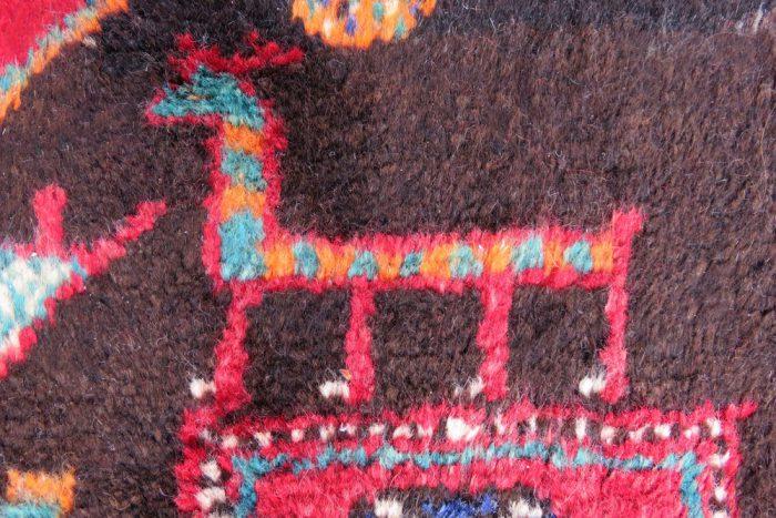 Nomadic Persian Carpet
