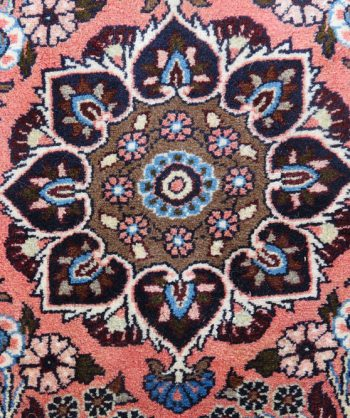 Antique Authentic Persian Rug  (18-014)