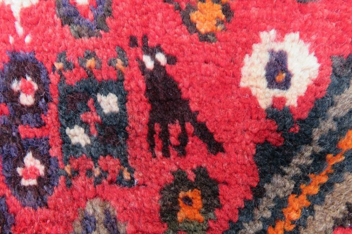 Hand-Made Gabbeh Nomad Rug