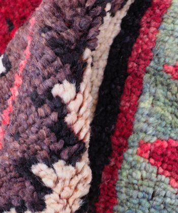 Antique Serapi Heriz Carpet #19-004