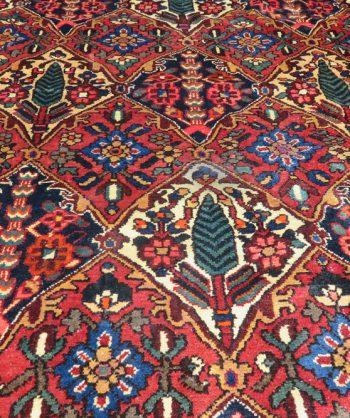 Authentic Persian Rug #0108