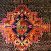 Antique Persian Hunting Rug