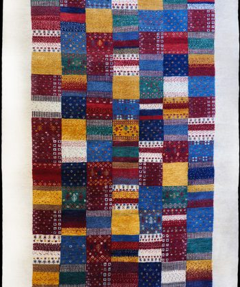 Contemporary Gabbeh -Rug #19-015