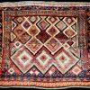 Antique Kazak Persian Rug