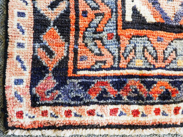 Antique Kazak Persian Rug