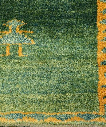 Gabbeh Carpet (18-086)