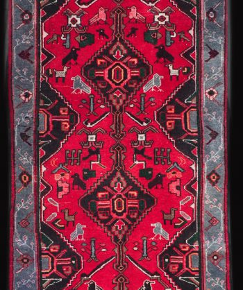 Antique Persian Rug 19-023