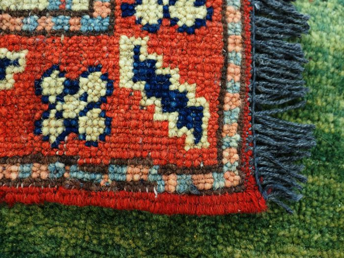 Uzbeck Caucasian Carpet