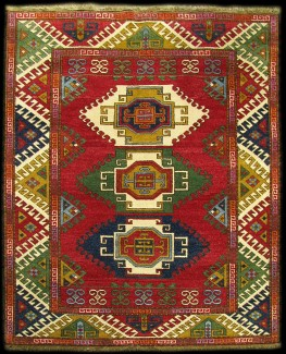 Kazak and Causcasian Rugs
