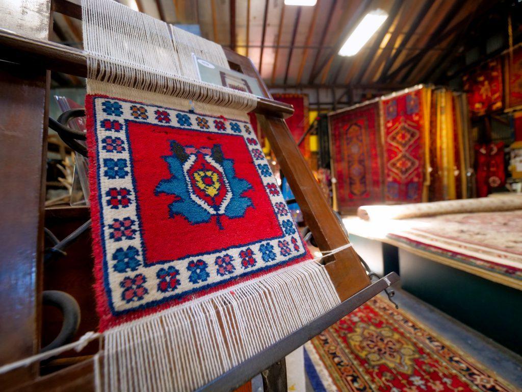 TR Persian Rug Loom