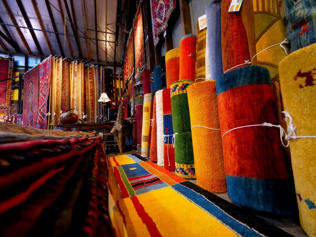 What is a Persian Gabbeh Rug?