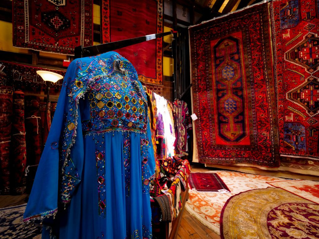 Truckee Rug Gypsy Dress