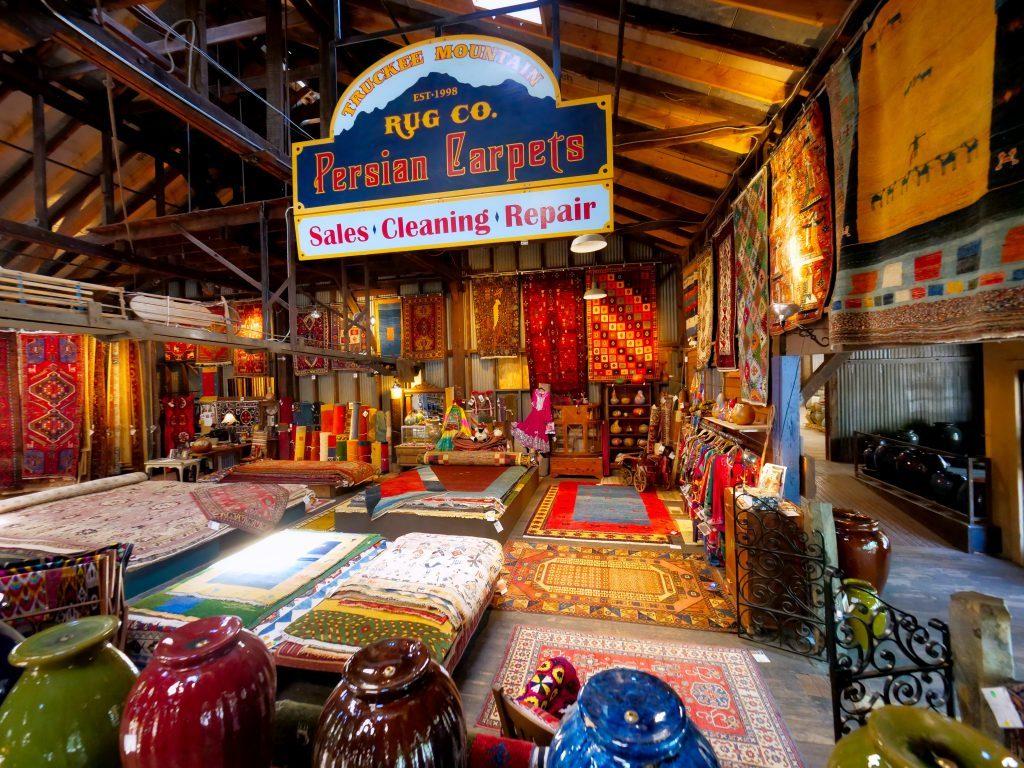 Truckee Rug Showroom