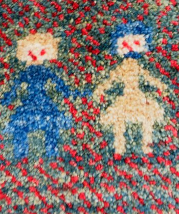 Persian Gabbeh Carpet #7057