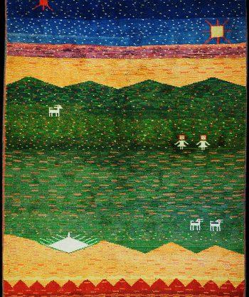 Wool Tribal Rug