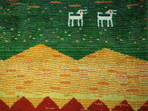 Wool Tribal Rug