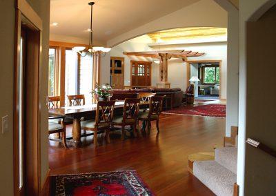 oriental rugs bring out hardwood floors