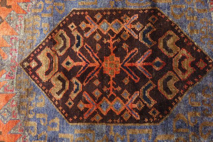 Antique Persian Qashqai Estate Rug