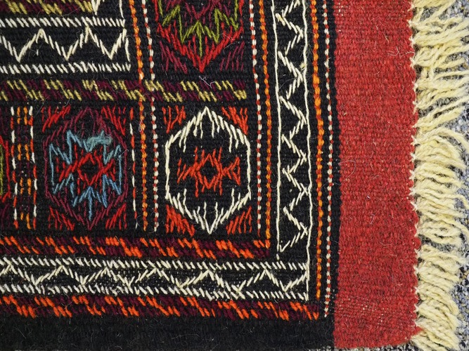 Tribal Kilim Weaving