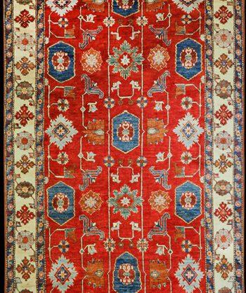 Kazak area rug